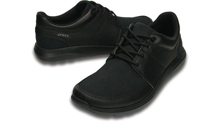 Crocs Men S Kinsale Lace Up Shoe