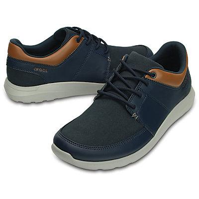 Crocs Men's Crocs Kinsale Lace-up Navy Blue