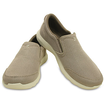 Crocs Men's Crocs Kinsale Mesh Slip-on Brown