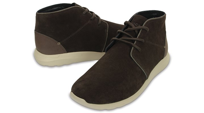 Crocs Mens Kinsale Chukka Shoe Ebay