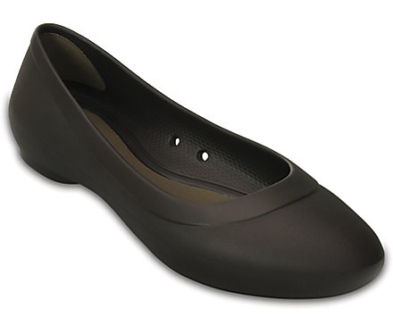 Crocs Lina Flat Womens