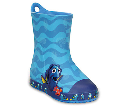 Kids' Crocs Bump It Finding Dory™ Rain Boot