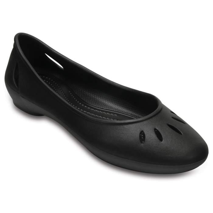 Crocs Women's Crocs Kelli Flats Black