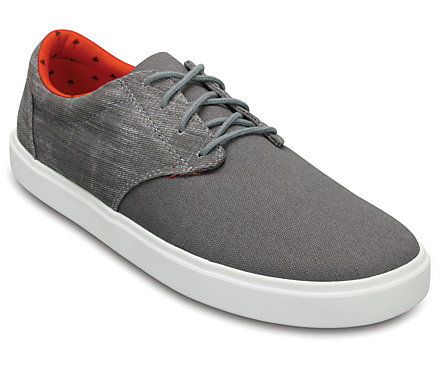 Crocs Mens CitiLane Canvas Lace