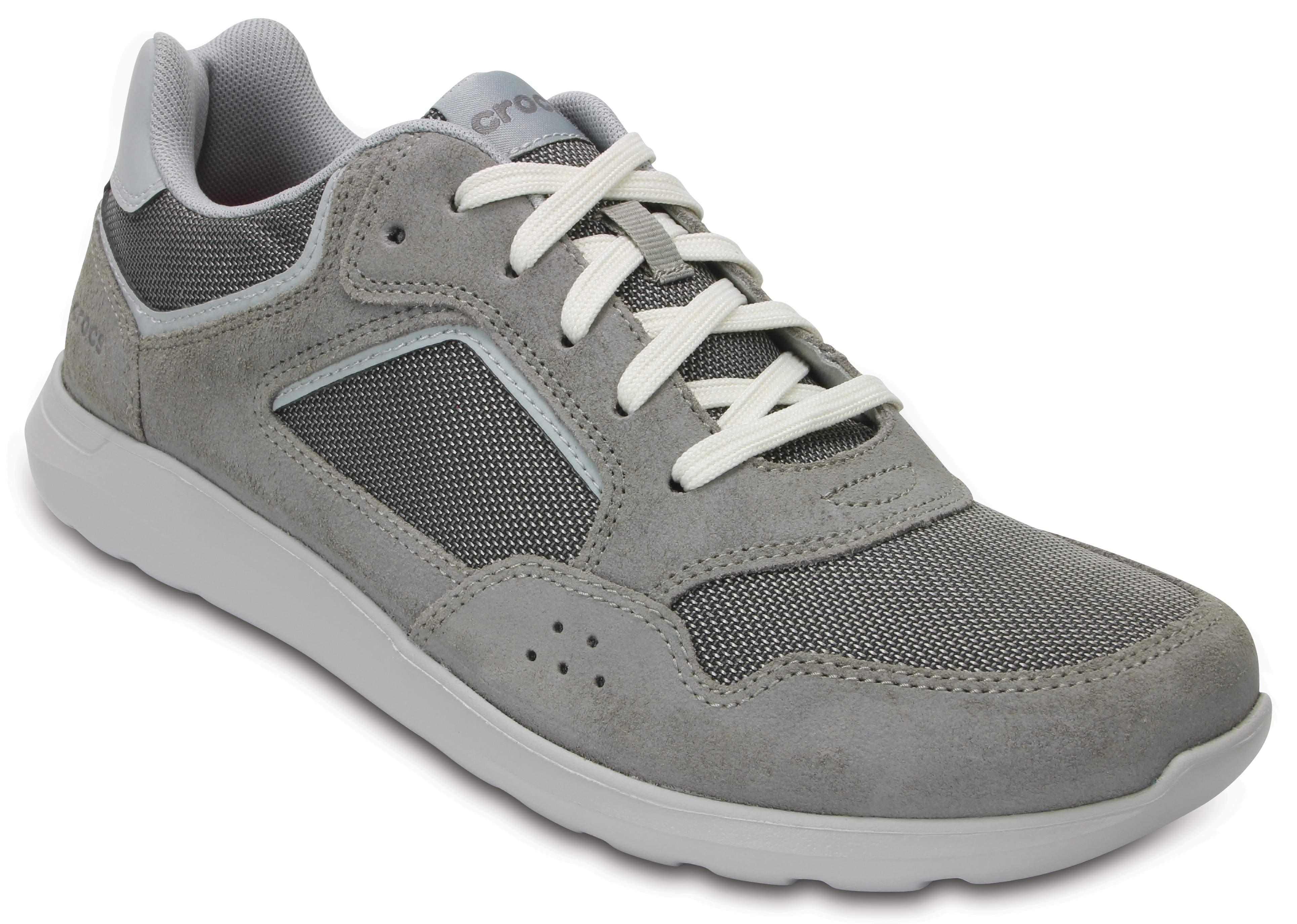 Crocs Men's Kinsale Pacer (Charcoal / Navy)