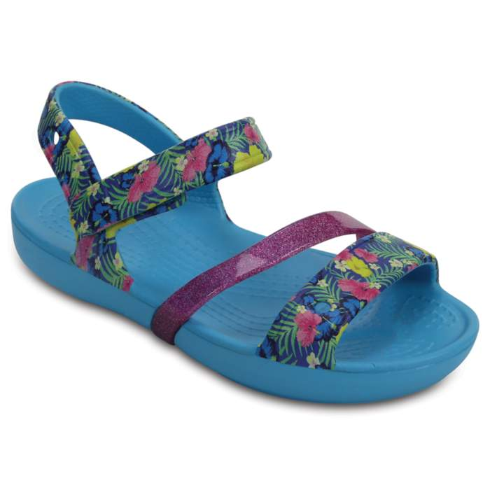 Crocs Kids' Crocs Lina Sandals Light Blue