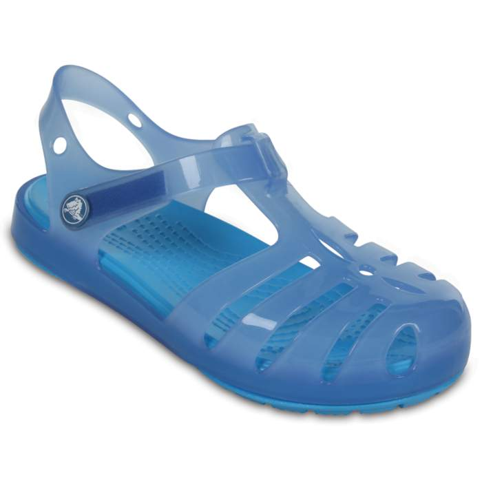 Crocs Kids' Crocs Isabella Sandals Dusty Blue