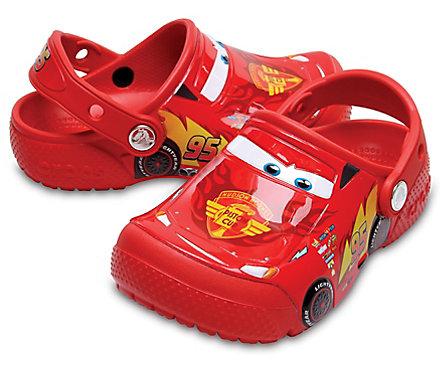 Kids' Crocs Fun Lab Cars™ Clog