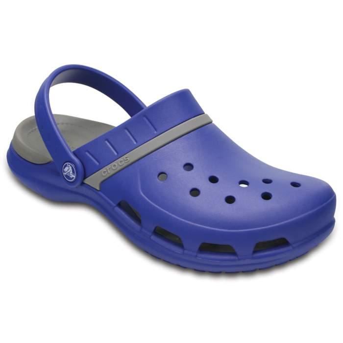 Crocs MODI Sport Clogs Cerulean Blue / Smoke