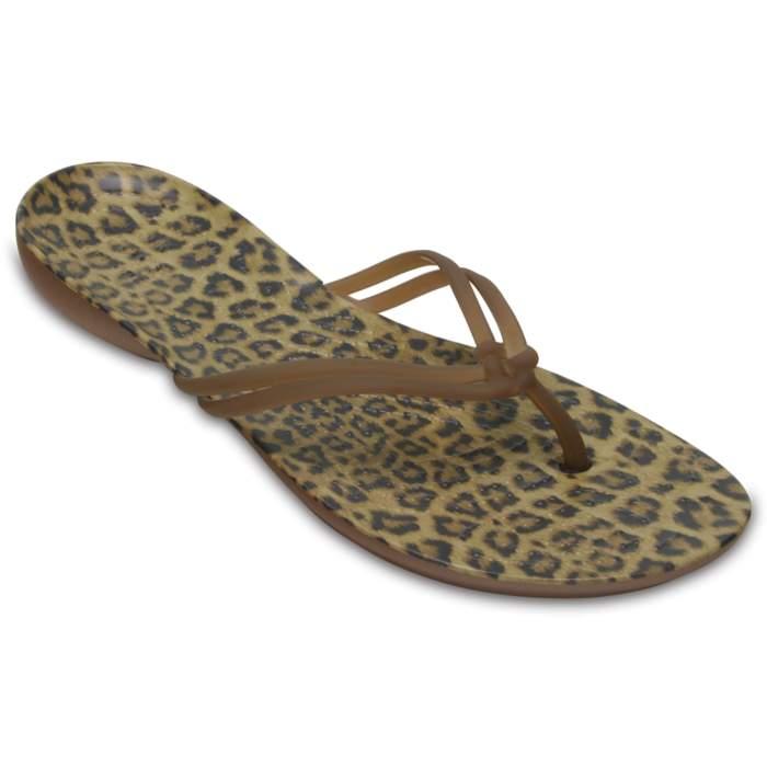 Crocs Women's Crocs Isabella Graphic Flip White