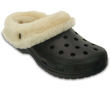 Classic Mammoth Luxe Shearling Lined Clog