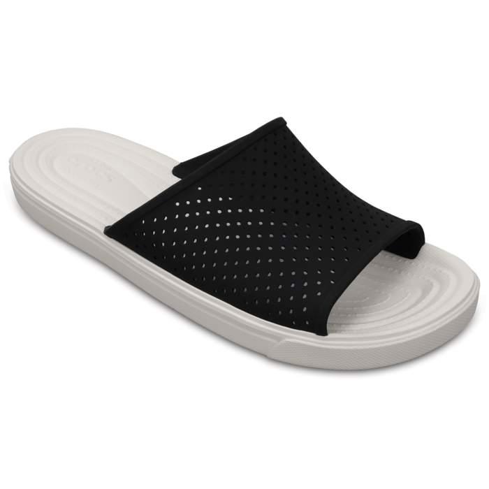 Crocs CitiLane Roka Slides Black