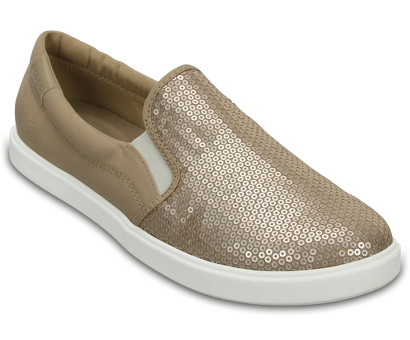 Women's CitiLane Sequin Slip-Ons