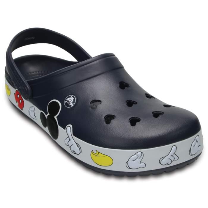 53a143201c97fa Crocs Multi Crocband Mickey Mouse Clog
