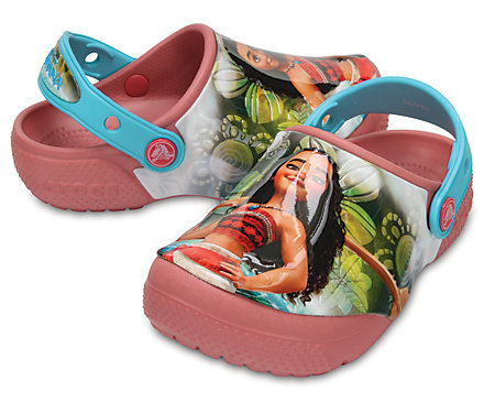 Kids' Crocs Fun Lab Disney™ Moana™ Clogs