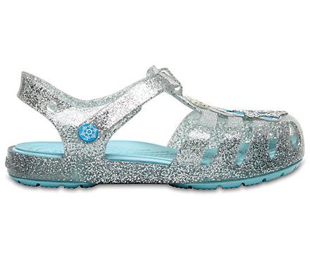 b523e8ea2 Kids  Crocs Isabella Frozen™ Northern Lights Sandals