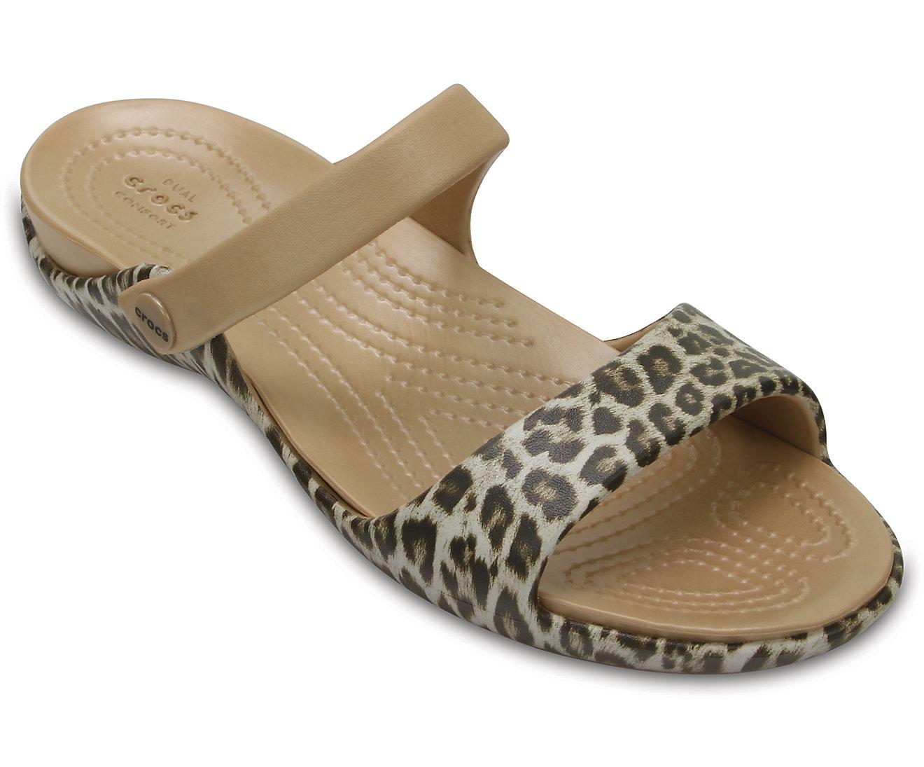 Women's Cleo V Graphic Sandals