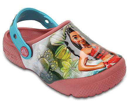 Kids' Crocs Fun Lab Disney™ Vaiana™ Clogs