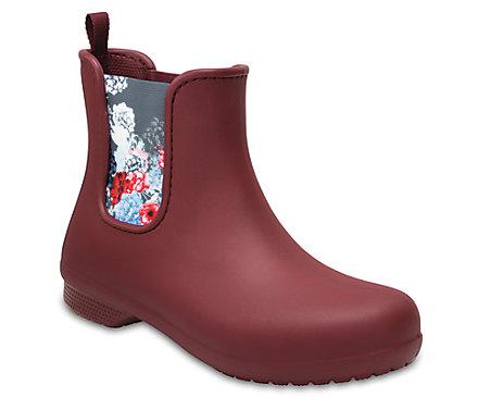 Women's Crocs Freesail Chelsea Boot