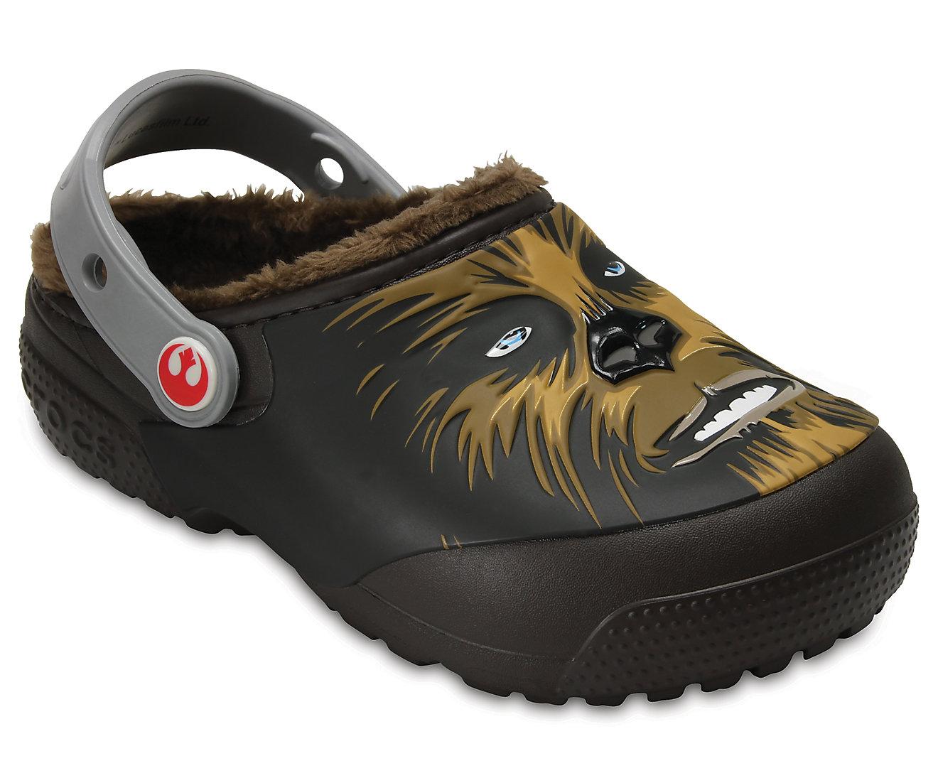Crocs Fun Lab Fuzz Lined Chewbacca™ Clog