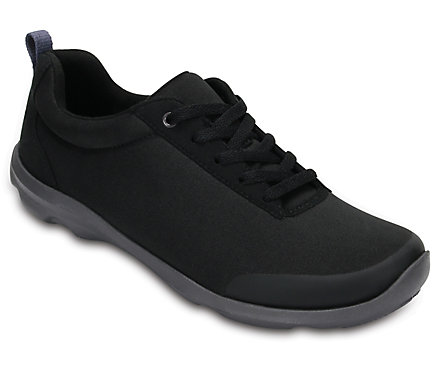 Crocs Women's Busy Day Stretch Lace-Up Shoes