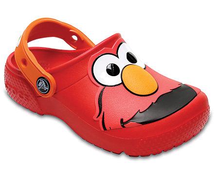 Kids' Crocs Fun Lab Elmo™ Clog