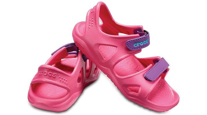 Crocs Kids Swiftwater River Sandals