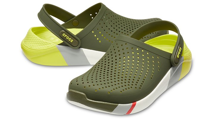 Crocs Unisex LiteRide™ Colorblock Clog