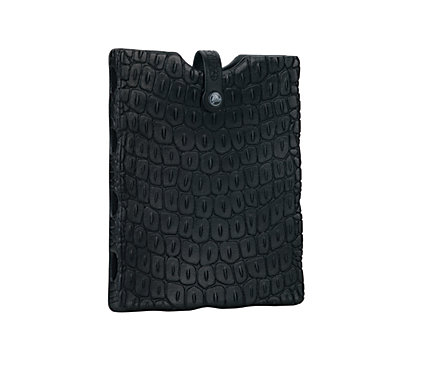 CrocsTM<br /> Crocskin iPad Case