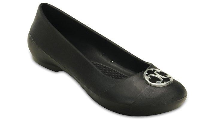Women's Crocs Gianna Disc Flat
