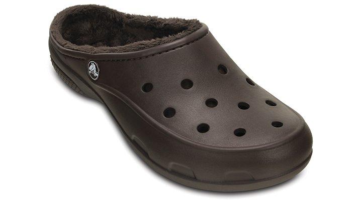 Women's Crocs Freesail Fuzz Lined Clog