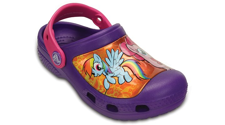 Kids' Creative Crocs My Little Pony™ Clog