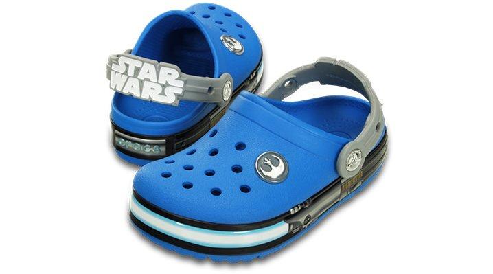 Kids' CrocsLights Star Wars™ Jedi™ Clog