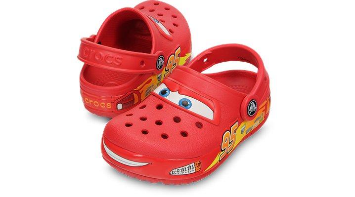CrocsLights Cars™ Clog