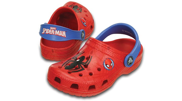 Kids' Classic Spiderman™ Clog