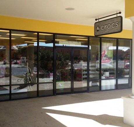 Crocs storefront. Your local Shoe Store in Foley, AL.