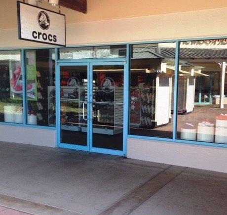 Crocs storefront. Your local Shoe Store in Ellenton, FL.