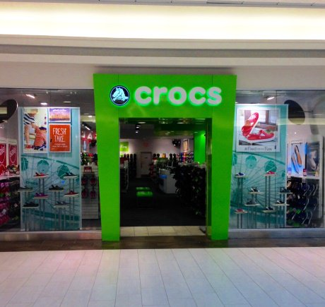 Crocs storefront. Your local Shoe Store in Ponce, PR.