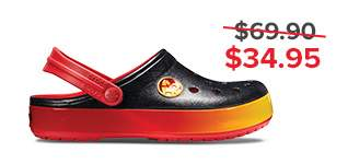 "Crocbandâ""¢ Chinese New Year Clogs"