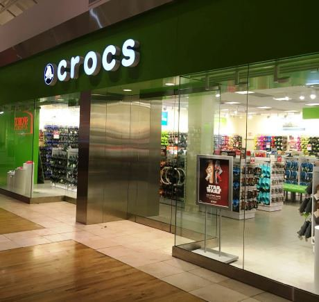 Crocs storefront. Your local Shoe Store in Sunrise, FL.