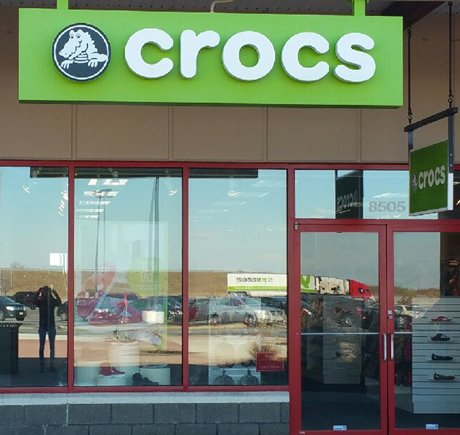 Crocs storefront. Your local Shoe Store in Jeffersonville, OH.
