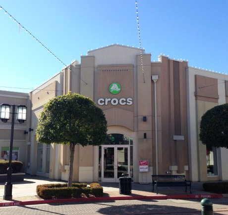 Crocs storefront. Your local Shoe Store in Bossier City, LA.