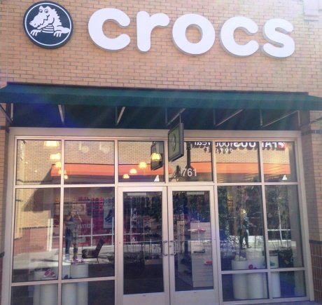 Crocs storefront. Your local Shoe Store in Pooler, GA.