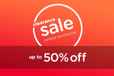 clearance sale outlet  women men kids
