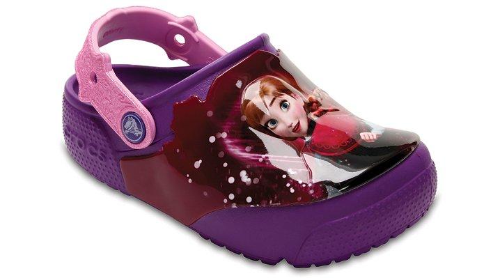 Crocs Berry Crocs Fun Lab Lights Frozen™ Clog Shoes