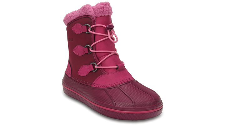 Crocs Berry Kids' Allcast Ii Boot Shoes