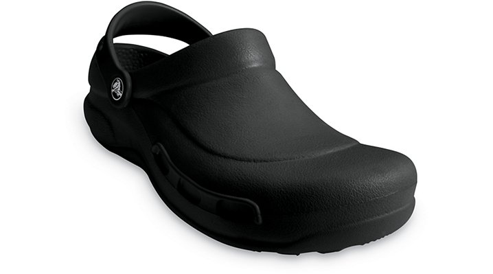 Crocs Black Specialist Comfortable Work Shoes