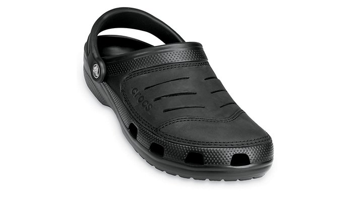 Crocs Black / Black Men'S Bogota Clog Shoes