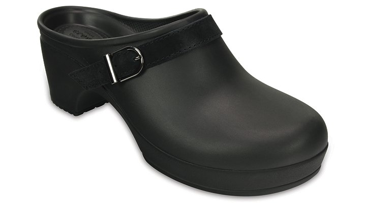 Crocs Black / Black / Black Women'S Crocs Sarah Clog Shoes