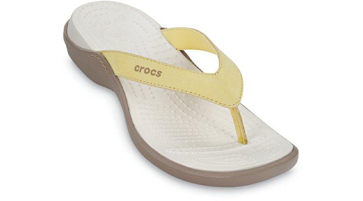Crocs Buttercup / Mushroom Capri Iv